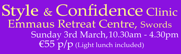 Style & Confidence Clinic